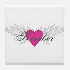 My Sweet Angel Kimber Tile Coaster