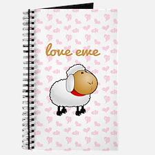 Love Ewe Journal