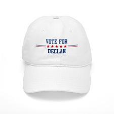 Vote for DECLAN Baseball Cap