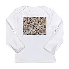 Beach Shells Long Sleeve Infant T-Shirt