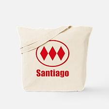 Santiago Metro Tote Bag