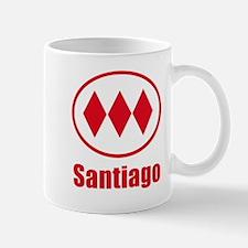 Santiago Metro Mug