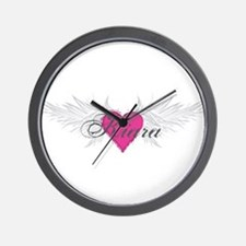 My Sweet Angel Kiara Wall Clock