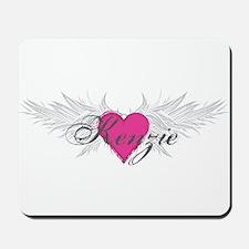 My Sweet Angel Kenzie Mousepad