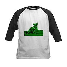 RV1bike green Tee