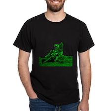 RV1bike green T-Shirt