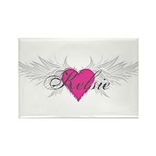My Sweet Angel Kelsie Rectangle Magnet
