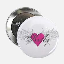 "My Sweet Angel Kelly 2.25"" Button"
