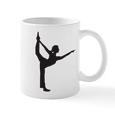 Bikram Yoga Bow Pose Mug