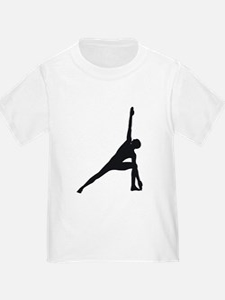 Bikram Yoga Triangle Pose T