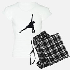 Bikram Yoga Triangle Pose Pajamas