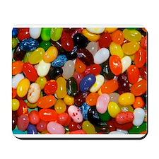 Jelly Beans! Mousepad