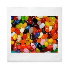 Jelly Beans! Queen Duvet
