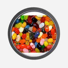 Jelly Beans! Wall Clock