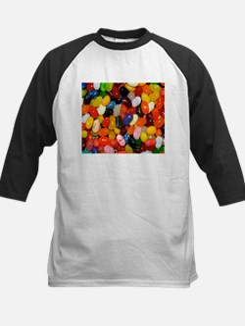 Jelly Beans! Kids Baseball Jersey