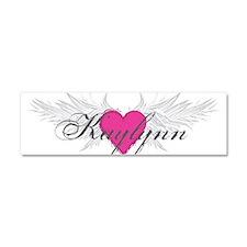 My Sweet Angel Kaylynn Car Magnet 10 x 3