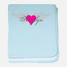 My Sweet Angel Kaylyn baby blanket