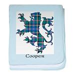 Lion - Cooper baby blanket
