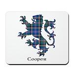 Lion - Cooper Mousepad