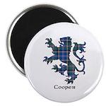 Lion - Cooper Magnet