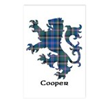 Lion - Cooper Postcards (Package of 8)