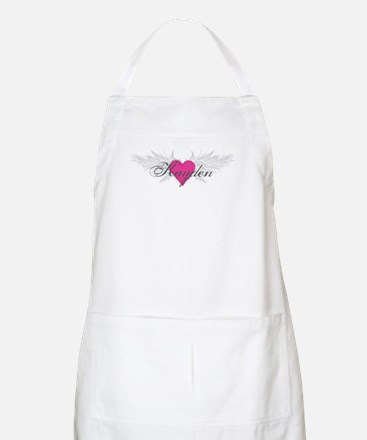 My Sweet Angel Kayden Apron