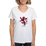 Lion - Connel Women's V-Neck T-Shirt