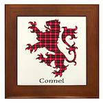 Lion - Connel Framed Tile