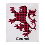 Lion - Connel Throw Blanket