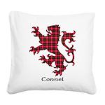 Lion - Connel Square Canvas Pillow