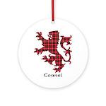 Lion - Connel Ornament (Round)
