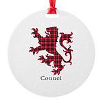 Lion - Connel Round Ornament