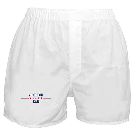 Vote for EAN Boxer Shorts