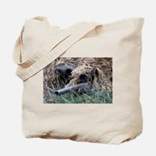 Reach out and touch someone! Tote Bag