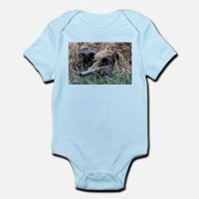 Reach out and touch someone! Infant Bodysuit