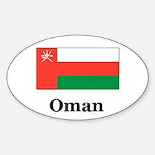 Oman Rectangle Decal
