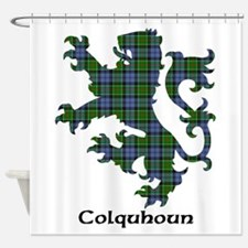 Lion - Colquhoun Shower Curtain