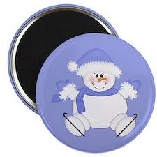 Snowman 2 Magnet