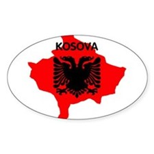 "Kosova 3"" Lapel Decal (48 pk) Decal"
