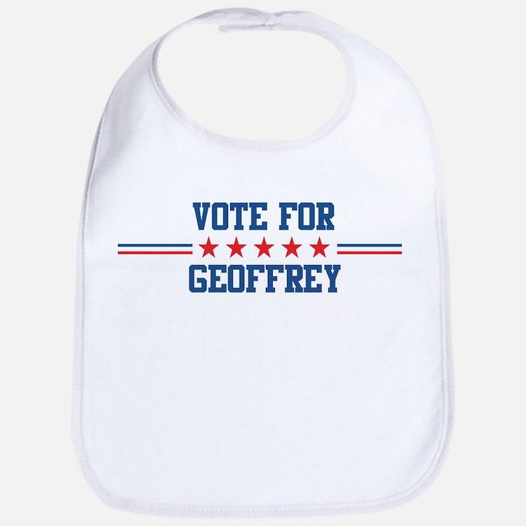 Vote for GEOFFREY Bib