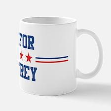 Vote for GEOFFREY Small Small Mug