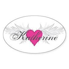 My Sweet Angel Katherine Decal