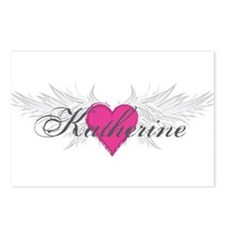 My Sweet Angel Katherine Postcards (Package of 8)