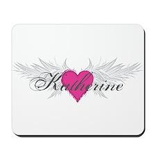 My Sweet Angel Katherine Mousepad
