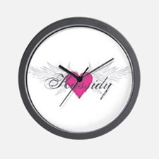 My Sweet Angel Kassidy Wall Clock