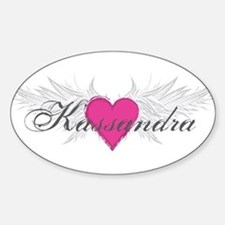 My Sweet Angel Kassandra Decal