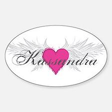 My Sweet Angel Kassandra Decal