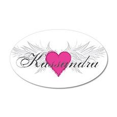 My Sweet Angel Kassandra Wall Decal