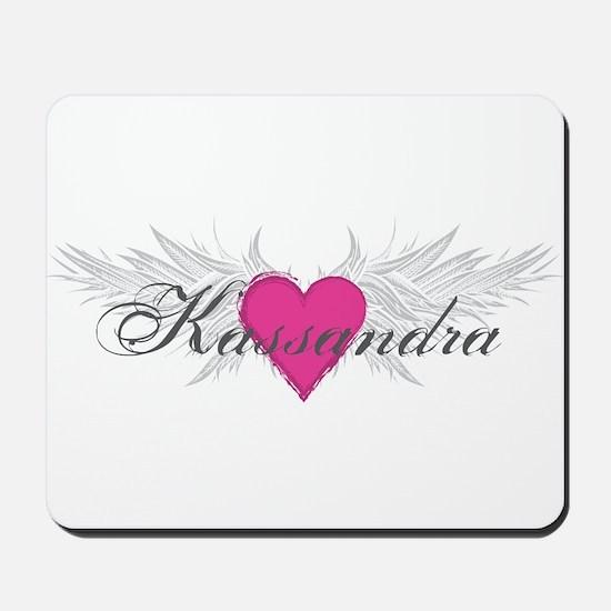 My Sweet Angel Kassandra Mousepad