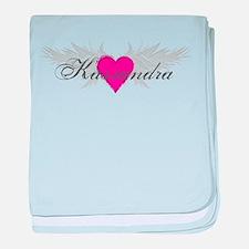 My Sweet Angel Kassandra baby blanket